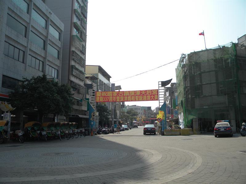 高雄旗津街景