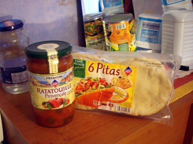 Ratatouille是道地法國家常菜、口袋餅