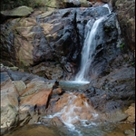 渣大石澗瀑布 Jardine Stream