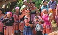 vietnam adventures, muong khuong lao cai, vietnam