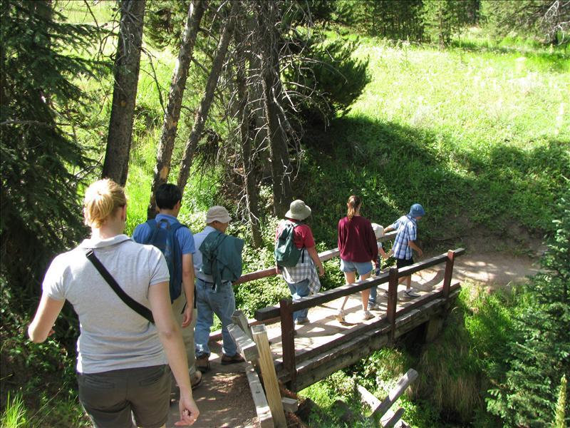 ons hikegroepje