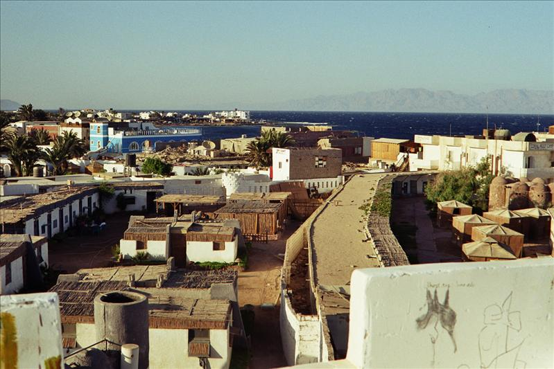 view over dahab