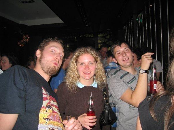Hanis, Marlene & Jim