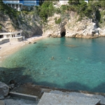 secret beach!