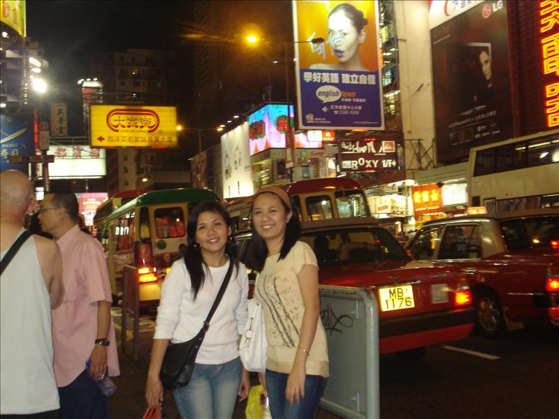 Shopping Galore at Mong Kok - HK's Night Market