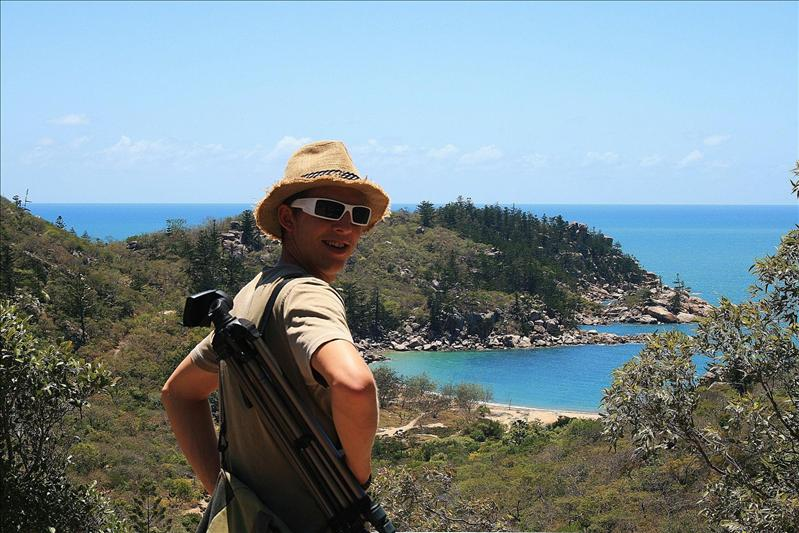 Magnetic Island, what a hike that was!