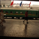 Trans-Mongolian Train to China, Mongolia, China, 1-2.8.2010