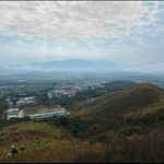 Ho Sheung Heung and Long Yuen Wetland 山下的河上鄉及塱原濕地一帶