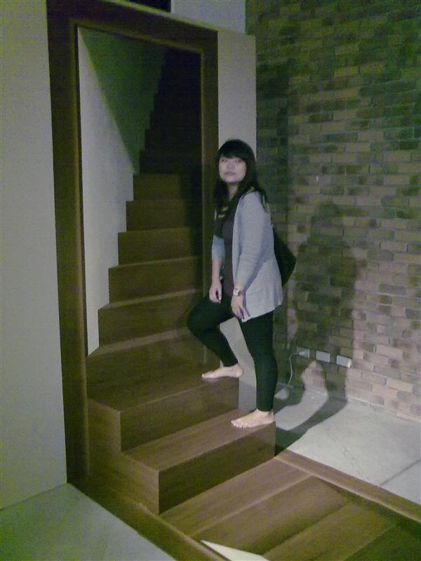 逼真的樓梯!!