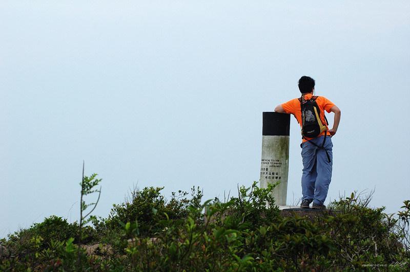 打爛埕頂副峰(254米)