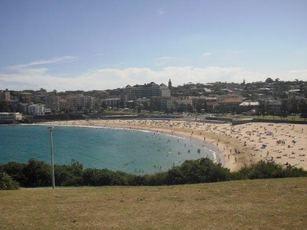 I think this one is Bronte beach?