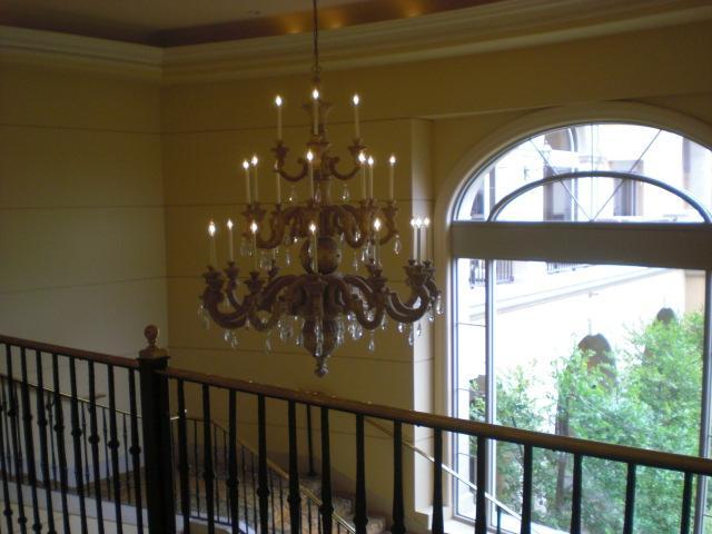 Stairwell fanciness @ Ritz