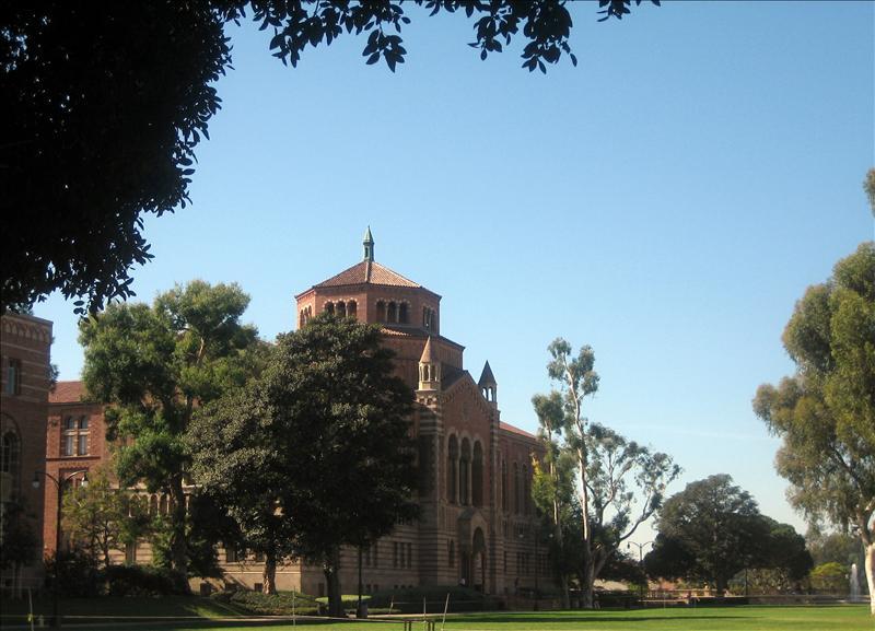 UCLA校园