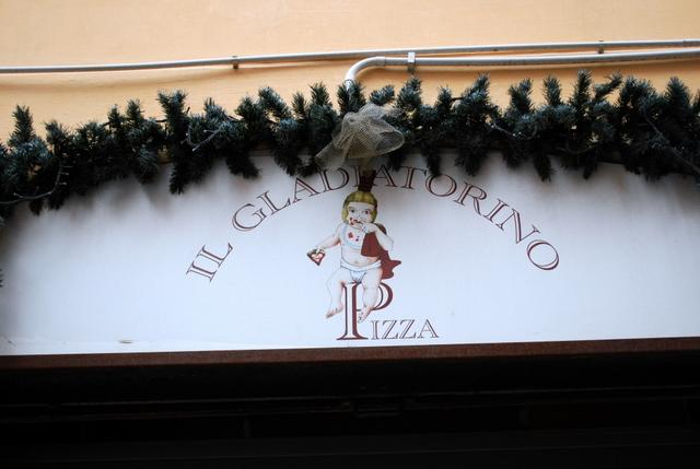 Pizza by the slice - al taglio - a cheap and enjoyable lunch