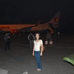 departing from Medan