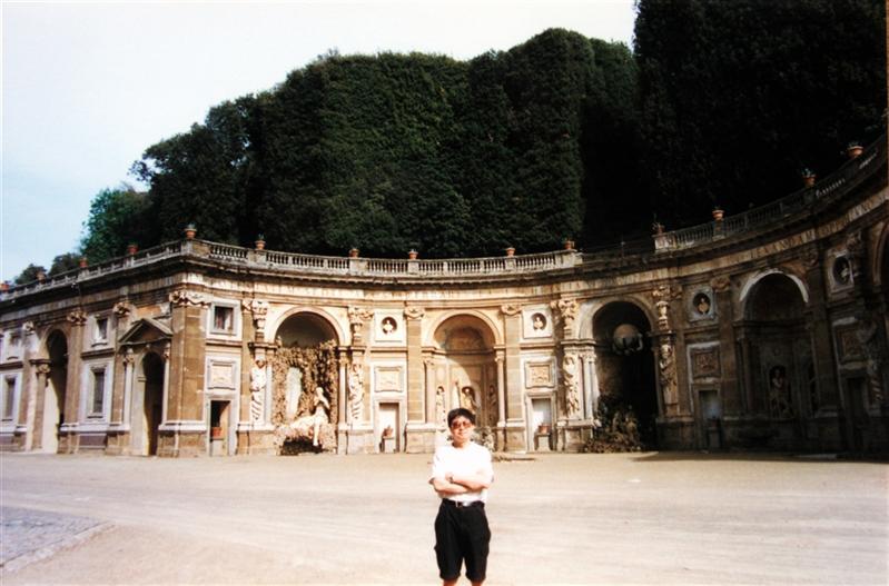 Villa Lancellotti,Frascati,Italy