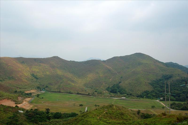新圍 大嶺練靶場 San Wai Tai Ling Firing Range