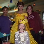 us and princess Belle