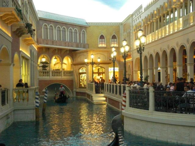 Canals @ The Venetian