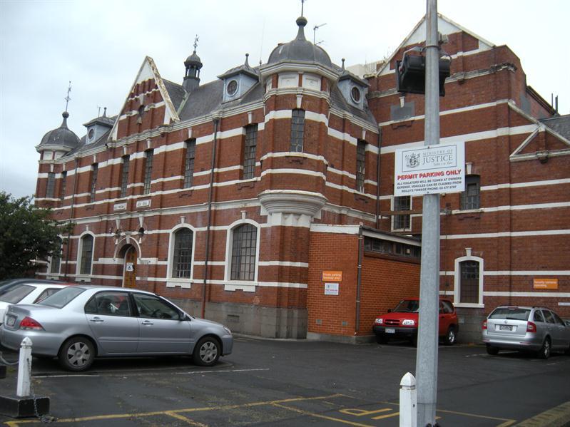 Prison at Dunedin