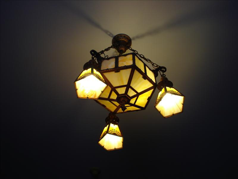 Light of Wedding Hall.