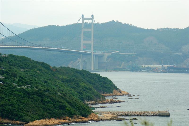 馬灣及汲水門大橋