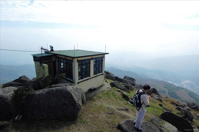 妙高台山火瞭望站 Tai Mo Shan Fire Lookout (Miu Ko Toi)