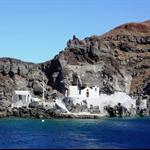 Volcano, Cyclades