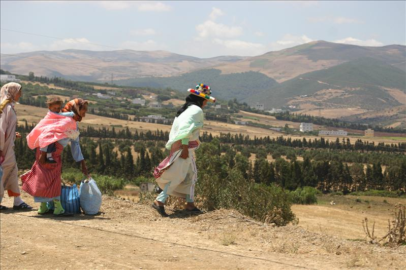 Local Berber Women
