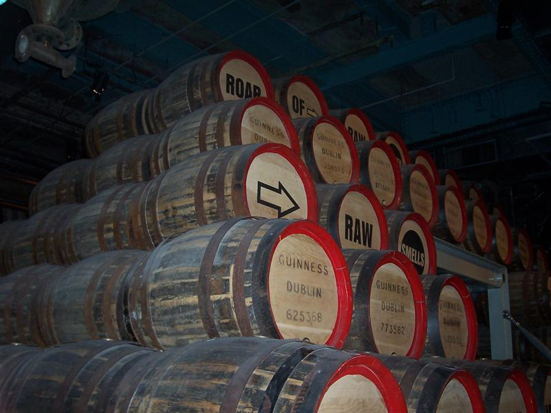 Barrels = awesome.