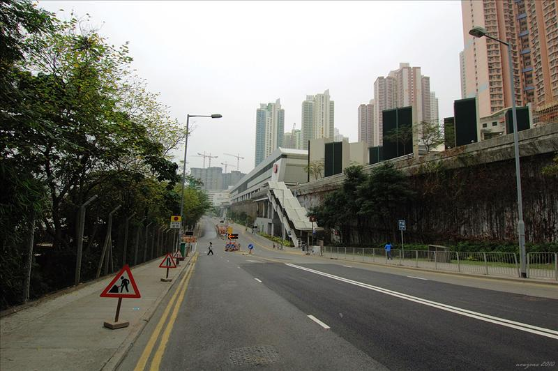茶果嶺道Cha Kwo Ling Road