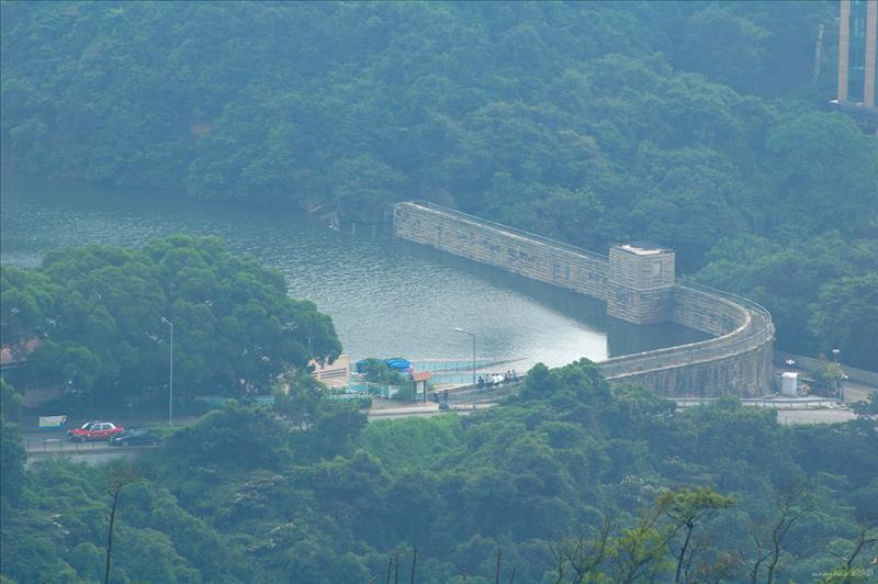 黃泥涌水塘 Wong Nai Chung Reservoir