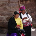 Taquile Island Peru