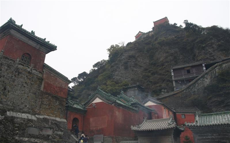武当山,(WuDang Mountain), HuBei, China