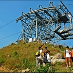 20061203 Skyrail Service Trail 昂平360吊車徑