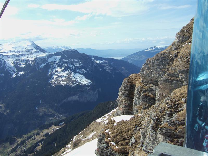 View from Mannlichen