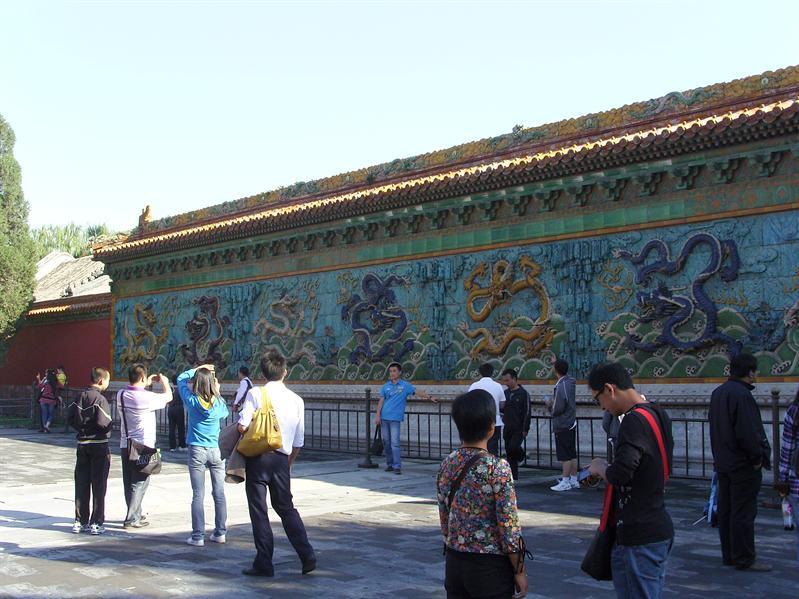 mur aux neuf dragons