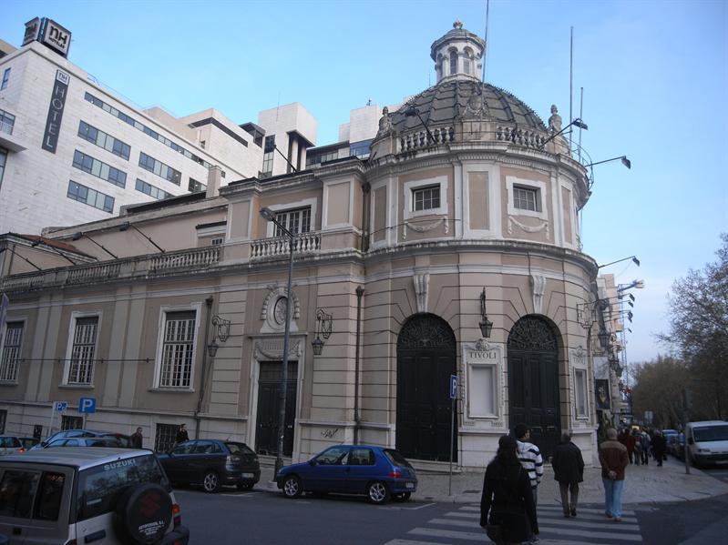 building on avenida da liberade