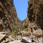 Gorgeous Samaria Gorge part 2