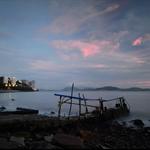 20120526 落日紅霞大口環(沙灣) Sandy Bay