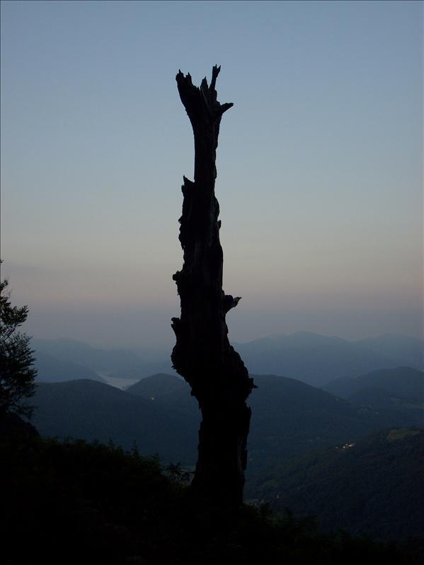 lago di Lugano•alto Malcantone•2009