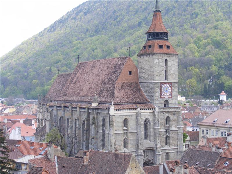 Black Church, Brasov, Romania
