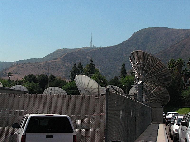 NBC Studio Satellites