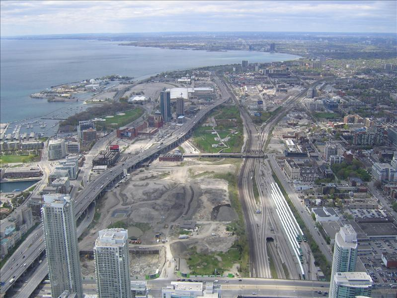From Top of CN Tower 6