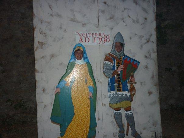 giorno 2: volterra - festa medievale