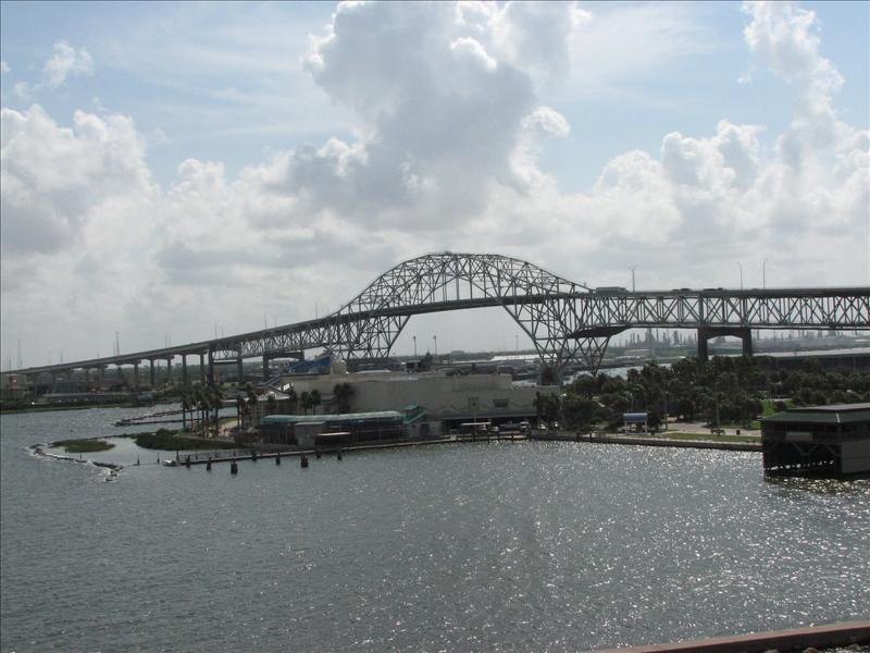 Bridge at Corpus Christy