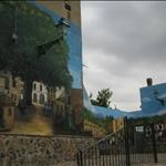 Murales e Santuario di Nostra Signora di Bonu-Ighinu