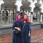 Visiting a Mosque Kuala Lumpur