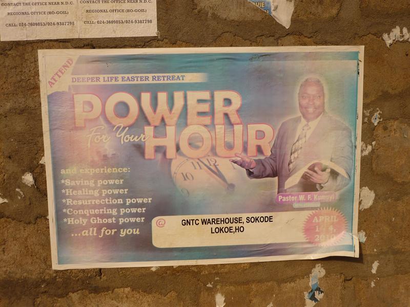 Ho - Plakat von Problemkirche