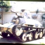 Tanque Japonés